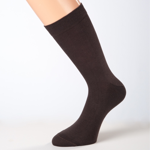 business-socken damensocken herrensocken dunkelbraun baumwollsocken