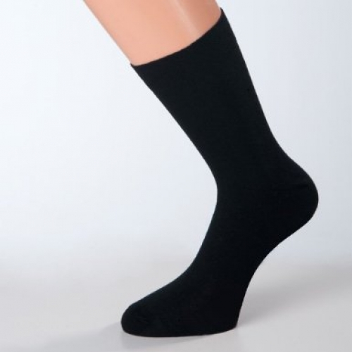 business-socken damensocken herrensocken schwarz baumwollsocken